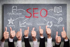 many thumbs up to search engine optimization plan